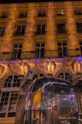 """""""Vente à emporter"""" Intercontinental Bordeaux le Grand Hôtel et Grand-théâtre de Bordeaux. Mercredi 16 décembre 2020. Photographie © Christian Coulais"""