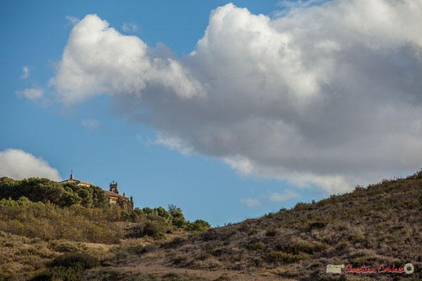 Ermitage de Nuestra Señora del Yugo / Ermita de Nuestra Señora del Yugo, Parque natural de las Bardenas Reales, Navarra