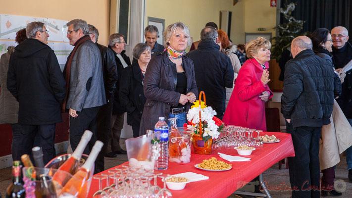 Isabelle Petit, adjointe au maire, Communication et Culture, Ecologie, Déléguée communautaire au Pôle Territorial Entre-Deux-Mers