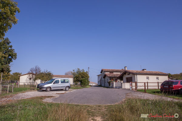 2 Hameau du Cloutet, Cénac, Gironde. 16/10/2017