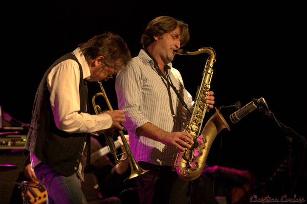 Festival JAZZ360 2012, Freddy Buzon, Jean-Christophe Jacques, Post Image