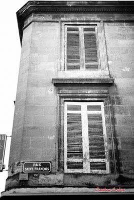 """1/2 """"Depuis 1964, tout ou rien a changé"""" Quartier Saint-Michel, Bordeaux. Mercredi 24 juin 2020. Photographie © Christian Coulais"""