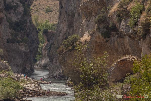Pont du Diable et gorges de Lumbier, Navarre / Punete del Diablo y Foz de Lumbier, Navarra