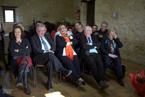 Souvenirs familiaux... Discours de Suzette Grel, 7 février 2015, Le Pout