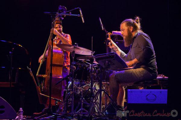 Philippe Leduc, William Côté, Misc. Festival JAZZ360 2016, Cénac