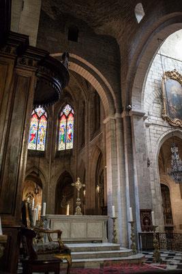 15 Église Saint-Trophime (fin du XIIème siècle), Arles