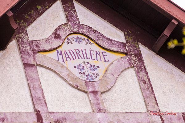 Villa Madrilène, Soulac-sur-Mer. Samedi 3 juillet 2021. Photographie © Christian Coulais