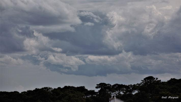 Ciels et nuages. Photographie : Gaël Moignot
