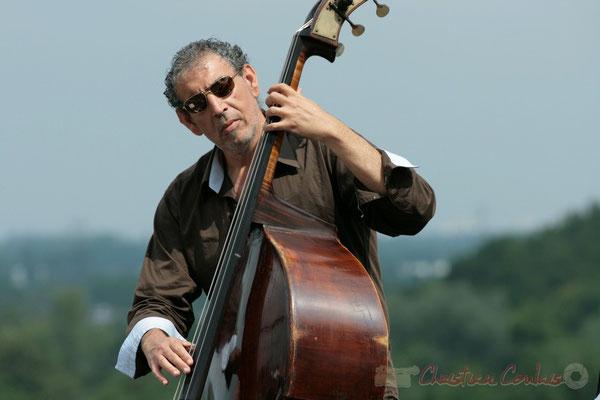 Iazid Ketfi; Philippe Bayle Trio. FFestival JAZZ360 2011, Quinsac. 05/06/2011