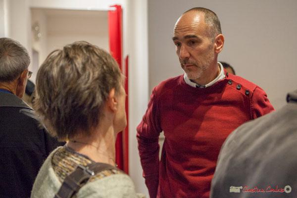 Loïc Prud'homme, Député de la Gironde. Inauguration de la Permanence parlementaire, 281, route de Toulouse, Villenanve d'Ornon 16/09/2017