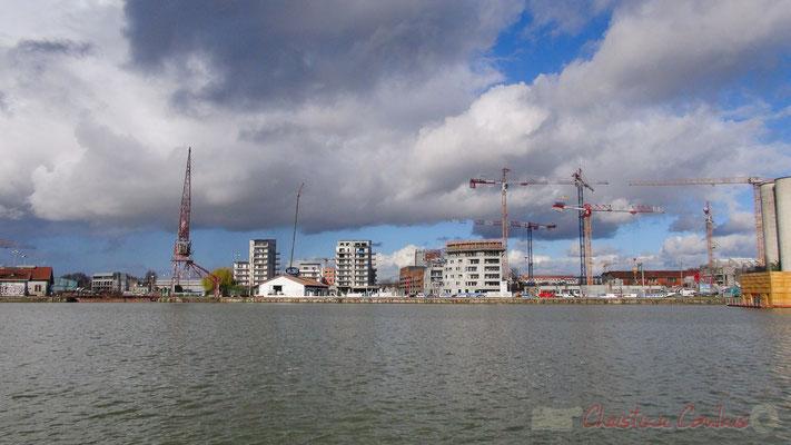Bassins à flot, Bordeaux, Gironde