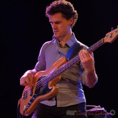 Ouriel Ellert, Youpi Quartet, JAZZ360 à Cénac, 19/03/2016