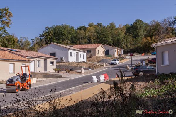 Clos Lamothe, allée Bernadotte, Cénac, Gironde. 16/10/2017