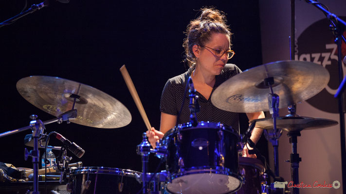 "Anne Paceo, ""Circles"", Festival JAZZ360, Cénac, 10/06/2017"