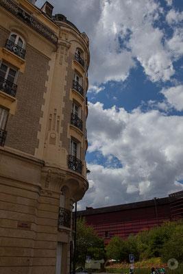 Avenue Franco-Russe, Musée du Quai Branly, Paris 7ème
