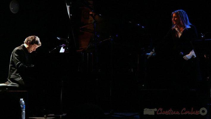 Serge Moulinier, Lo Jay; Lo Jay et Serge Moulinier Trio. Festival JAZZ360 2010, Cénac. 12/05/2010