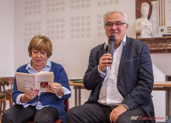 """Où il est question de Georges Bez. Sortie et dédicace du livre """"Le jour où..."""" de Jean-Marie Darmian, Créon. 14/10/2017"""