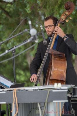 Alexis Valet Quartet : Aurélien Gody. Festival JAZZ360 2016, Quinsac