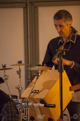 Alain Chevrollier, Jazzymuté, Swing de l'Est...et d'ailleurs !