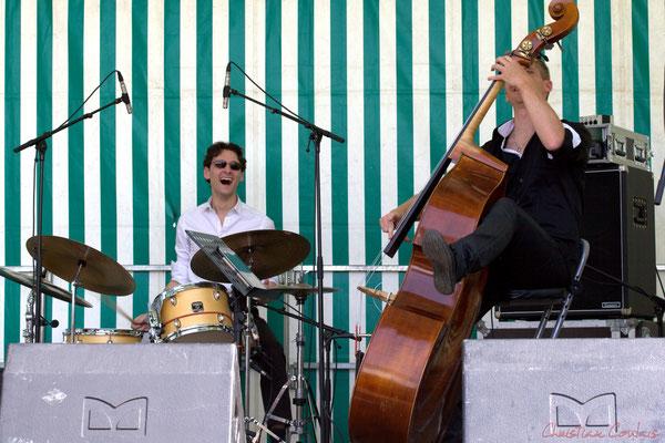 Festival JAZZ360, Thomas Mayeras Trio, Cénac