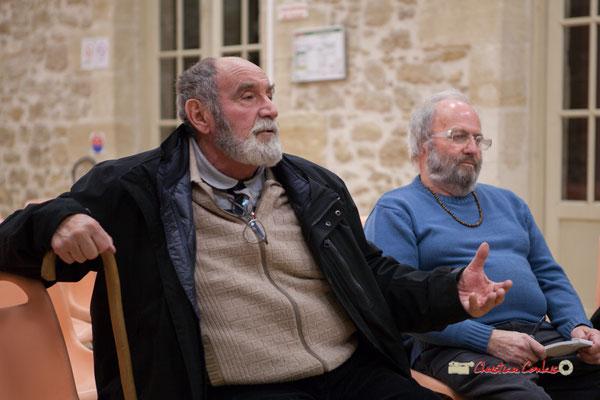 Les militants du langonnais. Comité d'appui de la France insoumise aux élections européennes. Langon, 14/02/2019