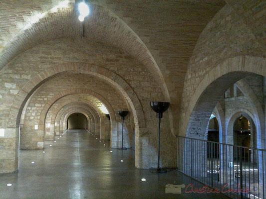 Mezzanine du CAPC Bordeaux, Centre d'Arts Plastiques Contemporains