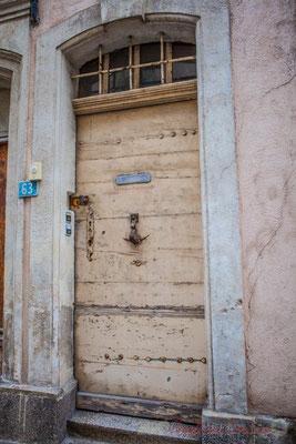 35c Porte simple, Arles
