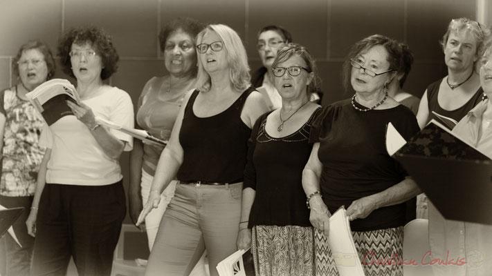 Les Choraleurs, Carmen in Jazz, Quinsac