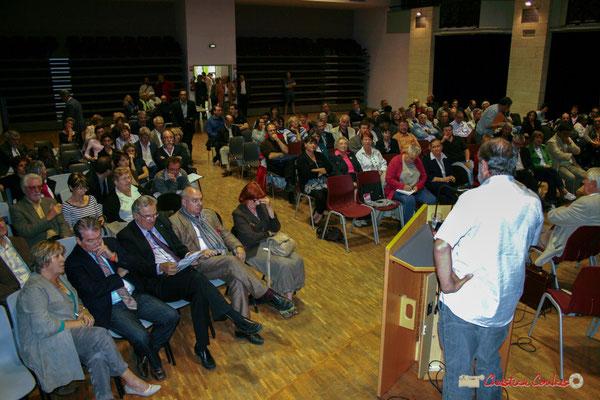 Quel avenir pour l'école républicaine et laïque ? Lancement officiel de l'opération nationale Arbres de la Laïcité. Créon, samedi 19 juin 2010