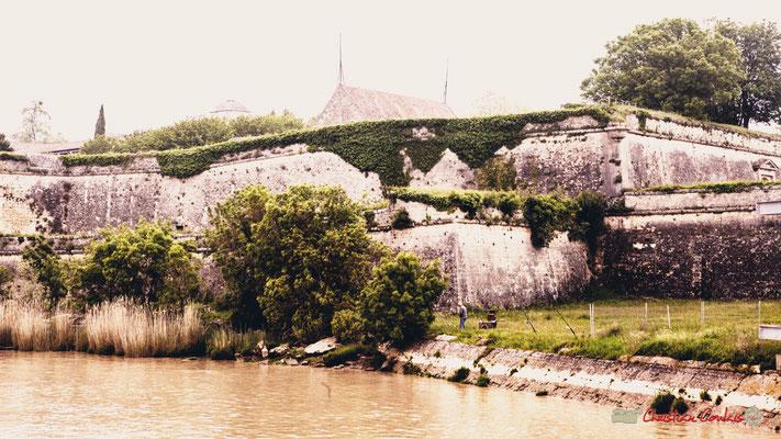 Citadelle de Blaye, construite par Vauban. Visite de l'île Nouvelle. 06/05/2018