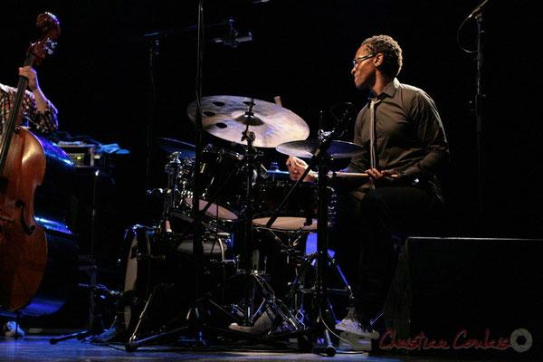 Roger 'Kemp' Biwandu; Roger Biwandu Quintet, Festival JAZZ360, Cénac 03/06/2011