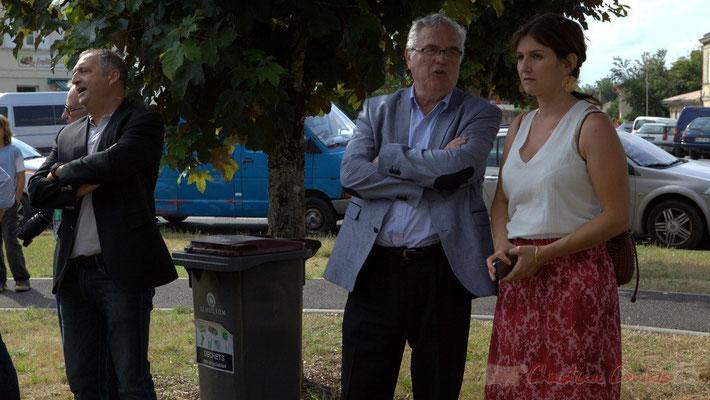 Jean-Marie Darmian, Anne-Laure Fabre-Nadler, Conseillers départementaux de la Gironde, 12/06/2016