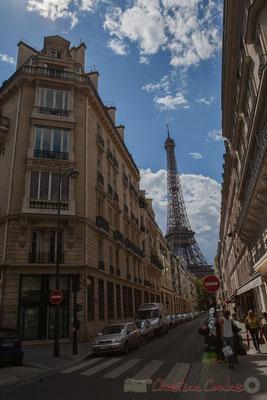 Rue de Monttessuy, Paris  7ème