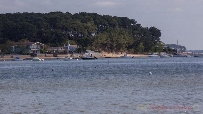 Petit Piquey, presqu'île de Lège-Cap Ferret, Gironde, Aquitaine