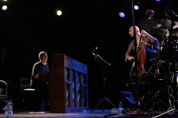 Jean-Yves Jung, Mauro Gargano; Roger Biwandu Quintet, Festival JAZZ360 2011, Cénac. 03/06/2011
