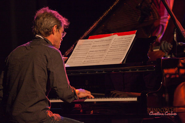 Xavier Duprat ; Christian Paboeuf Quartet. Festival JAZZ360 2021, Cénac, samedi 5 juin 2021. Photographie © Christian Coulais