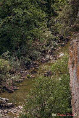 La rivière Salazar, Belvédère d'Iso, Gorge de Arbaiun, Navarre / El rio Salazar, Belvedere de Iso, Foz de Arbaiun, Navarra