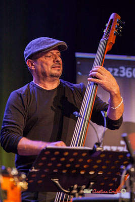 Pascal Fallot; The Rix'tet, soirée club JAZZ360, Cénac. 05/10/2019