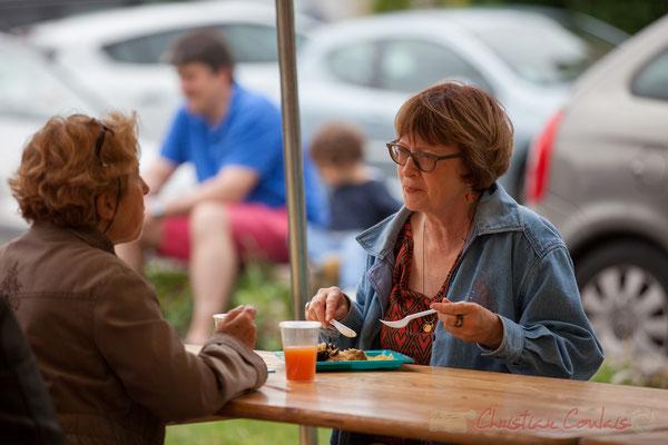 Bon appétit. Festival JAZZ360 2016, Quinsac, 12/06/2016