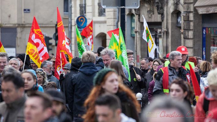 14h40, Europe Ecologie Les Verts en ordre de marche. Rue du Docteur Charles Nancel Penard, Bordeaux