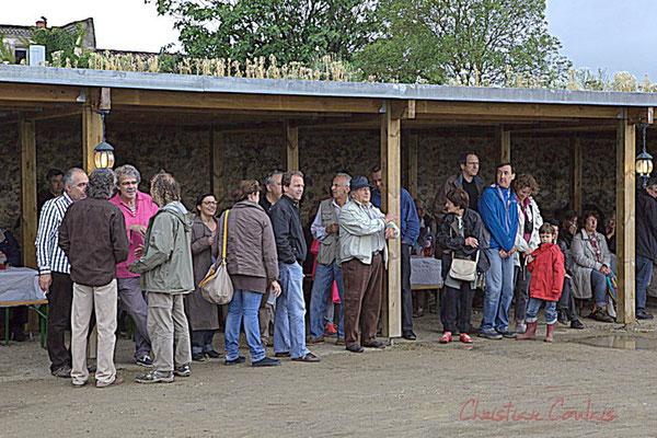 Troisième partie de la matinée; Naxee Quintet, Festival JAZZ360 2012, château Lestange, Quinsac. Dimanche 10 juin 2012