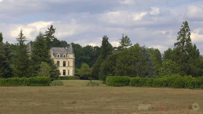 Château Camiac, Créon (1834)
