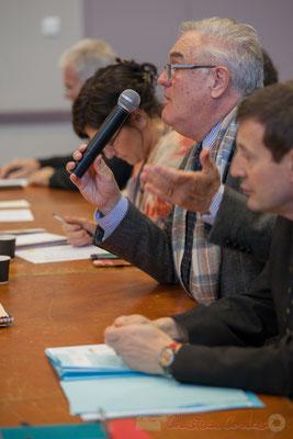 Jean-Marie Darmian, Vice-président du Conseil départemental