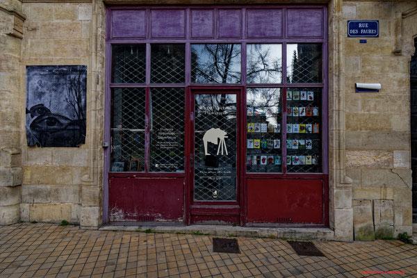 Marché des Capucins et ses alentours, Bordeaux. Samedi 6 mars 2021. Photographie © Jean-Pierre Couhouis