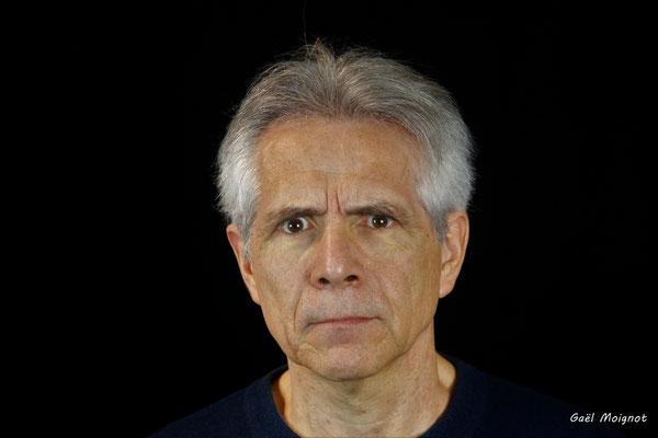 Christian Coulais photographié par Gaël Moignot. Cénac, samedi 2 février 2019