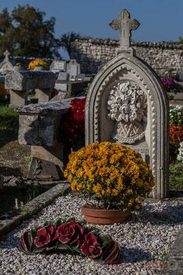Art funéraire chrétien, Cimetière marin de Talmont-sur-Gironde