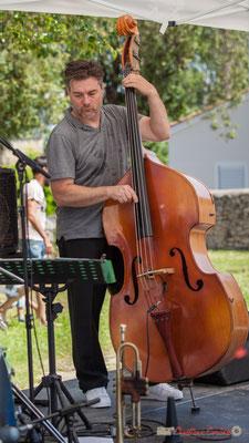Jérôme Armandie, Quintet On Lee Way, Festival JAZZ360, Quinsac, 11/06/2017