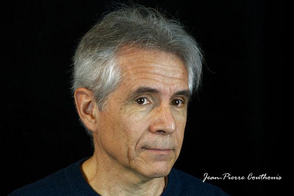 Christian Coulais photographié par Jean-Pierre Couthouis. Cénac, samedi 2 février 2019