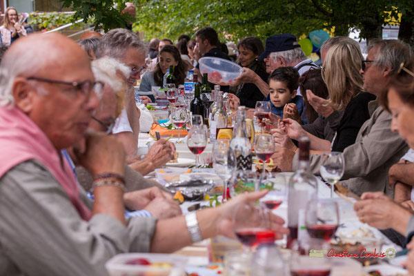"""""""Club JAZZ360"""" Pique-nique vigneron avec Nicolas Saez Quartet, Festival JAZZ360 2019, Château Duplessy, Cénac, lundi 10 juin 2019"""