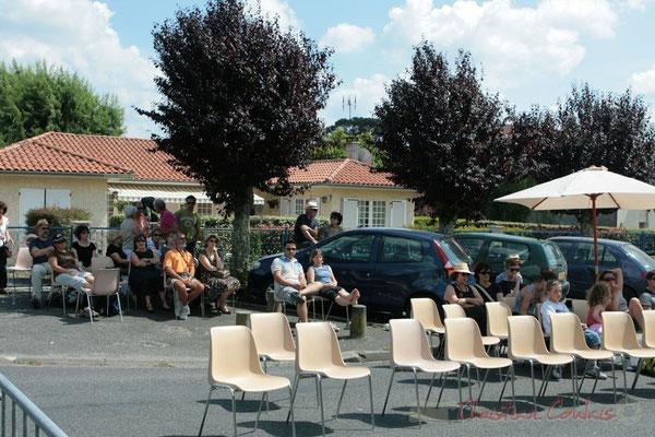 Concert des Ateliers Jazz des conservatoires de Bordeaux et Agen. Festival JAZZ360 2011, Cénac. 05/06/2011